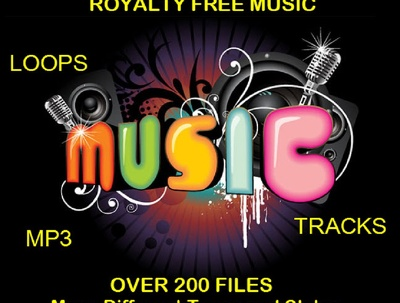 I can provide you over 140 music clips professionally recorded (Pk2)