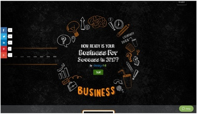 Create an interactive infographic or microsite
