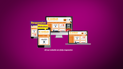 Make your website responsive( 5 pages )