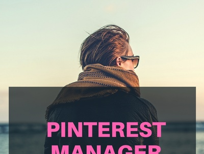 Manage and optimize your pinterest to get more exposure