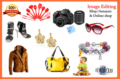 Professionally Edit Your Product Photos For Online Shop