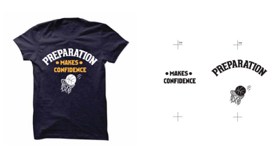 design an OUTSTANDING T shirt for your Brand