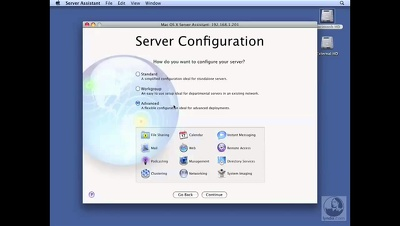 Set Up Your Mac Server