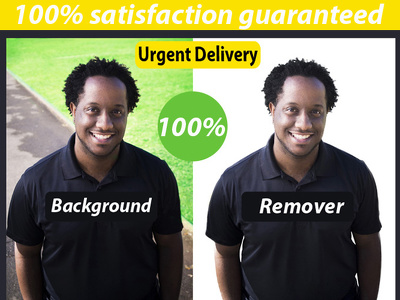 Professional 50 Photo background remover and  Hair Masking