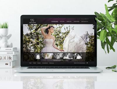 I will create modern website design