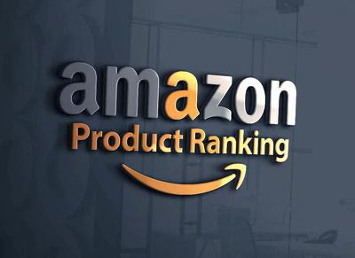 Amazon keyword/product ranking