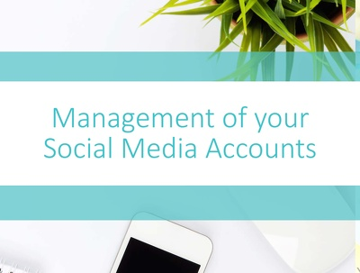 Manage your Social Media Accounts with Fresh Content Every Day!