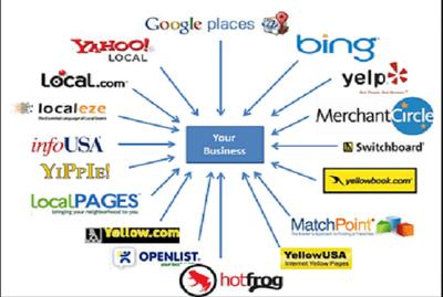 Do 100 instant Live local citations on USA business.