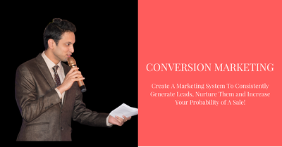 Create a sales funnel for your business.
