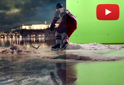 Create VFX Visual Effects, do Rotoscoping, Green Screen Keying, Matte Painting, CGI