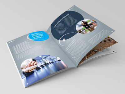 Design an eye catching magazine with unlimited revisions.