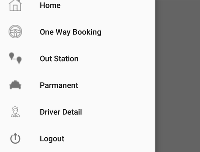 Cab Booking App | Taxi Booking App | Android App