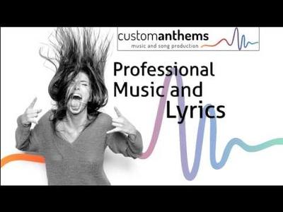 Produce professional music and song lyrics - Music Producer