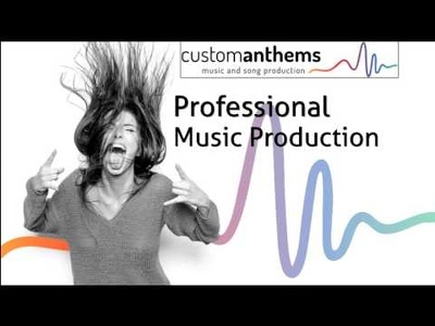 Produce professional music for song or project - Music Producer