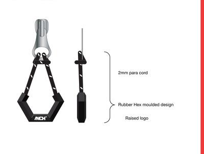 Design a zip puller