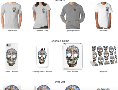 Create tshirt designs for you!