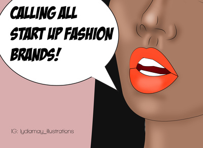 Provide a fashion design starter pack to launch your brand professionally