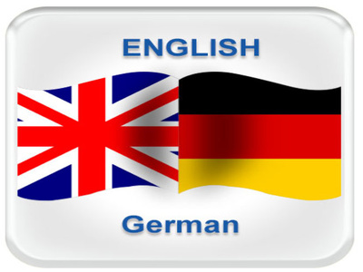 Translate English to German or German to English