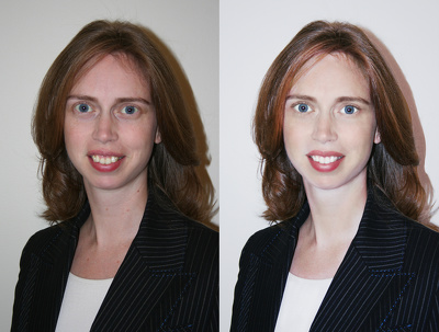 Retouch your portrait, give you a photoshop makeover