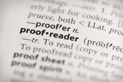 Proofread Documents (est. 1000 words)