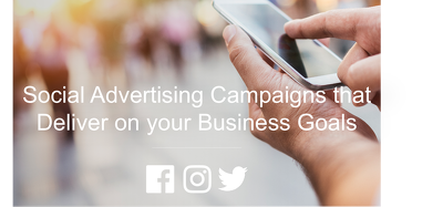 Review your social advertising campaigns and suggest optimisations to improve results