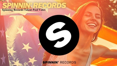 200 Spinnin Records Talent Pool Voting Of Your Track