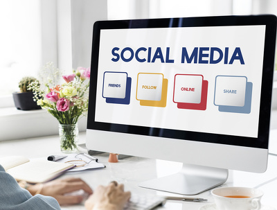 Manage your social media accounts