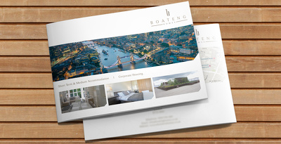 Create an elegant, professional Brochure Design or Catalogue Design