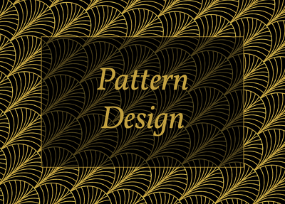 Create 2 patterns for Print-on-demand products