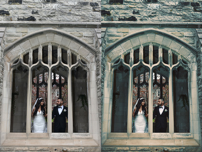 Colour Correct 5 Of Your Photos and make them Look Professional