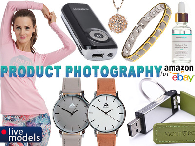 Providing Professional Product / Packshot Photography in London