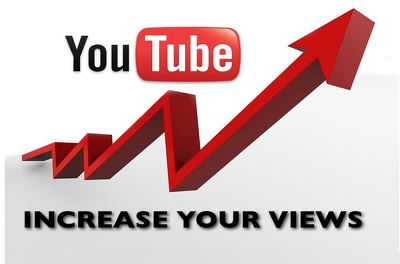 Give you 5000 YouTube Full View to increase your Social Media Reach & PR