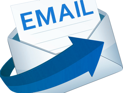 Configure e-mail software to manage your e-mails on your PC