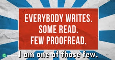 Proofread Italian texts. 2000 words for you
