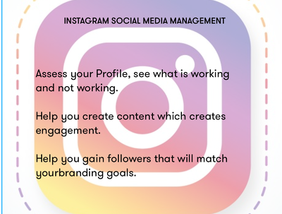Assess and manage your Instagram account and help you gain followers for 3 days.