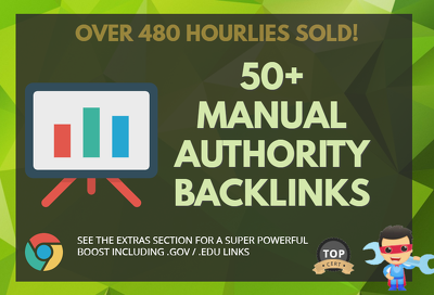 Boost your Google Rankings with 50+ PR10 Safe , High DA backlinks inc EDU / GOV