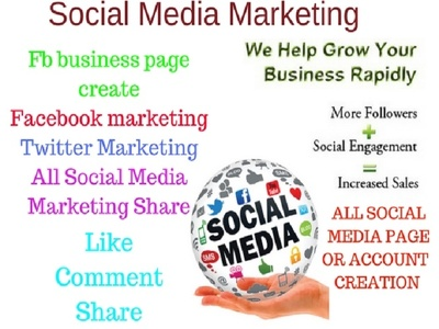 Do Social Media Marketing For You