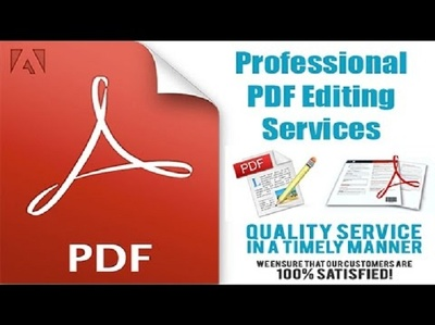Convert PDF to Fillable PDF