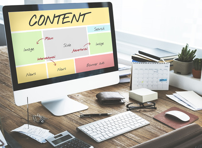 Create a detailed 6 month content calendar for your business