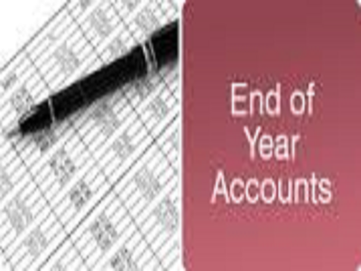 Prepare and File Year End Accounts for Limited Company