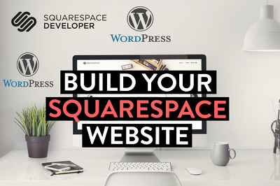 Additional Page or Content into Squarespace & Wordpress Website