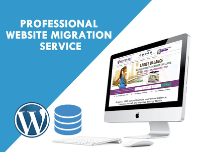 Move or Migrate a WordPress site to a new server or domain (WordPress Migration)