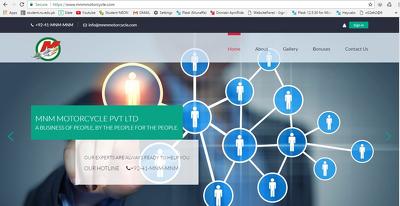 Design and develop Responsive Website Using Aspnet