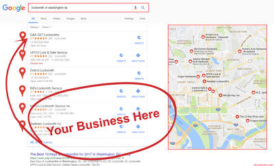 Do 135 Google Map Citations For Local SEO