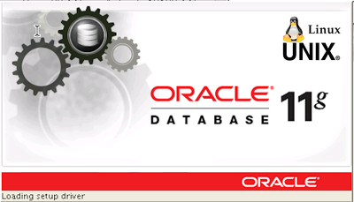 Install Oracle 11g on UNIX server