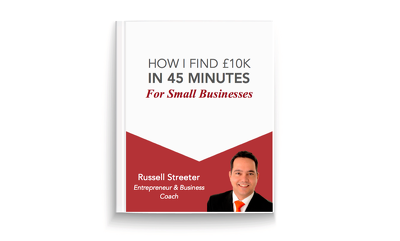 Find at least £10k of additional revenue for your small business < 1 hour (coaching)