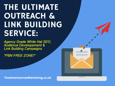 Ultimate SEO Outreach & Link Building (*NO PBN'S) + Comprehensive SEO & Content Audit
