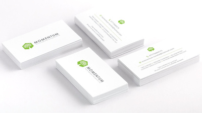 Design and Print x500 Business Cards with Free Delivery in the UK