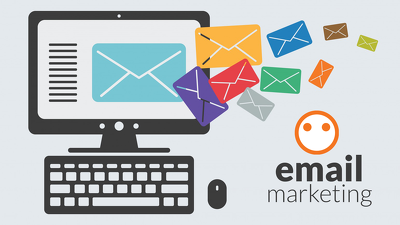 Collect targeted and bulk email for you