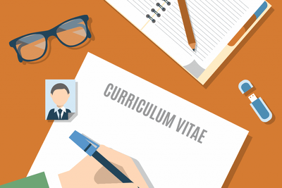 Create a comprehensive CV guranteed to standout amongst the crowd